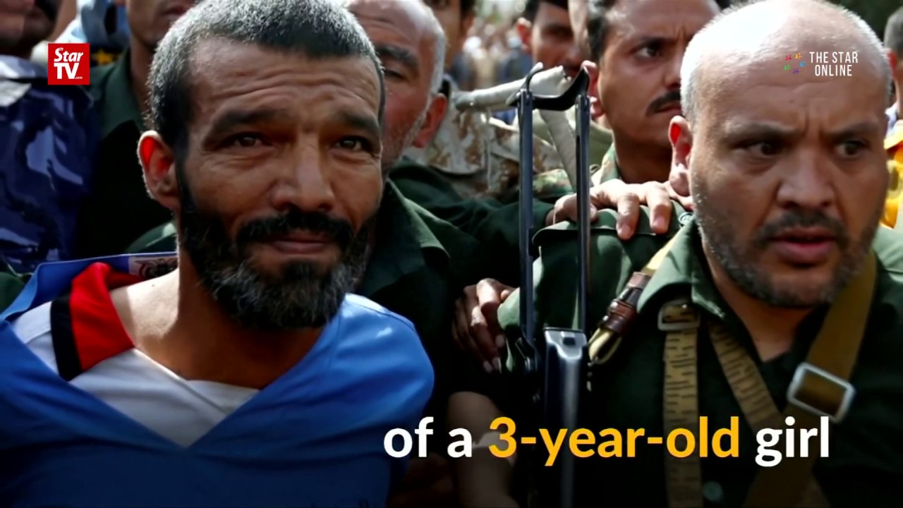 Yemeni man publicly executed for murder and rape of child
