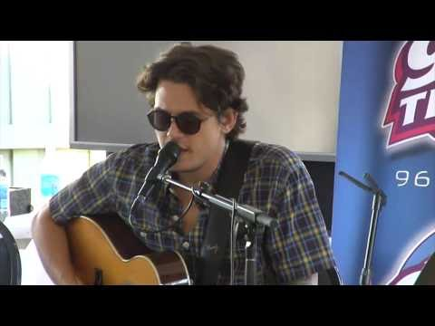 "John Mayer - ""Half Of My Heart"" Live Acoustic (Excellent Quality)"