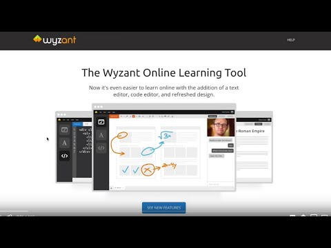 Explore the Wyzant Online Learning Tool