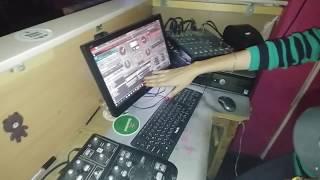 как работать в караоке клубе Virtual DJ 8