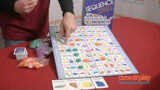 Sequence States & Capitals from Jax Games