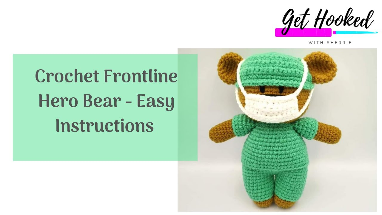 15 Crochet Frontline Hero Nurse Patterns – Crochet | 720x1280