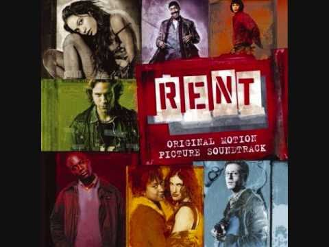 Rent - 4. One Song Glory (Movie Cast)