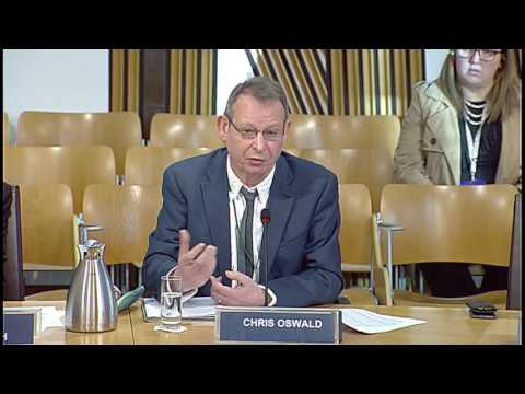 Equalities and Human Rights - Scottish Parliament: 2nd February 2017