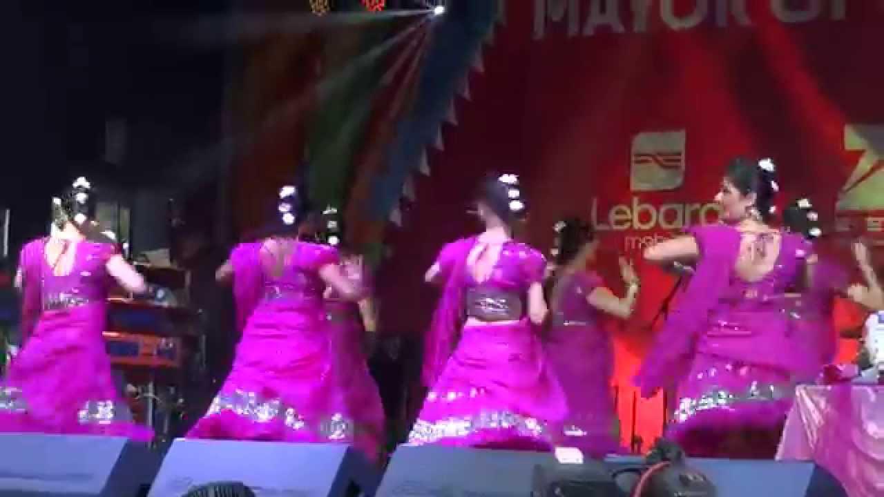 Star Dancers UK - Diwali on the Square 2014
