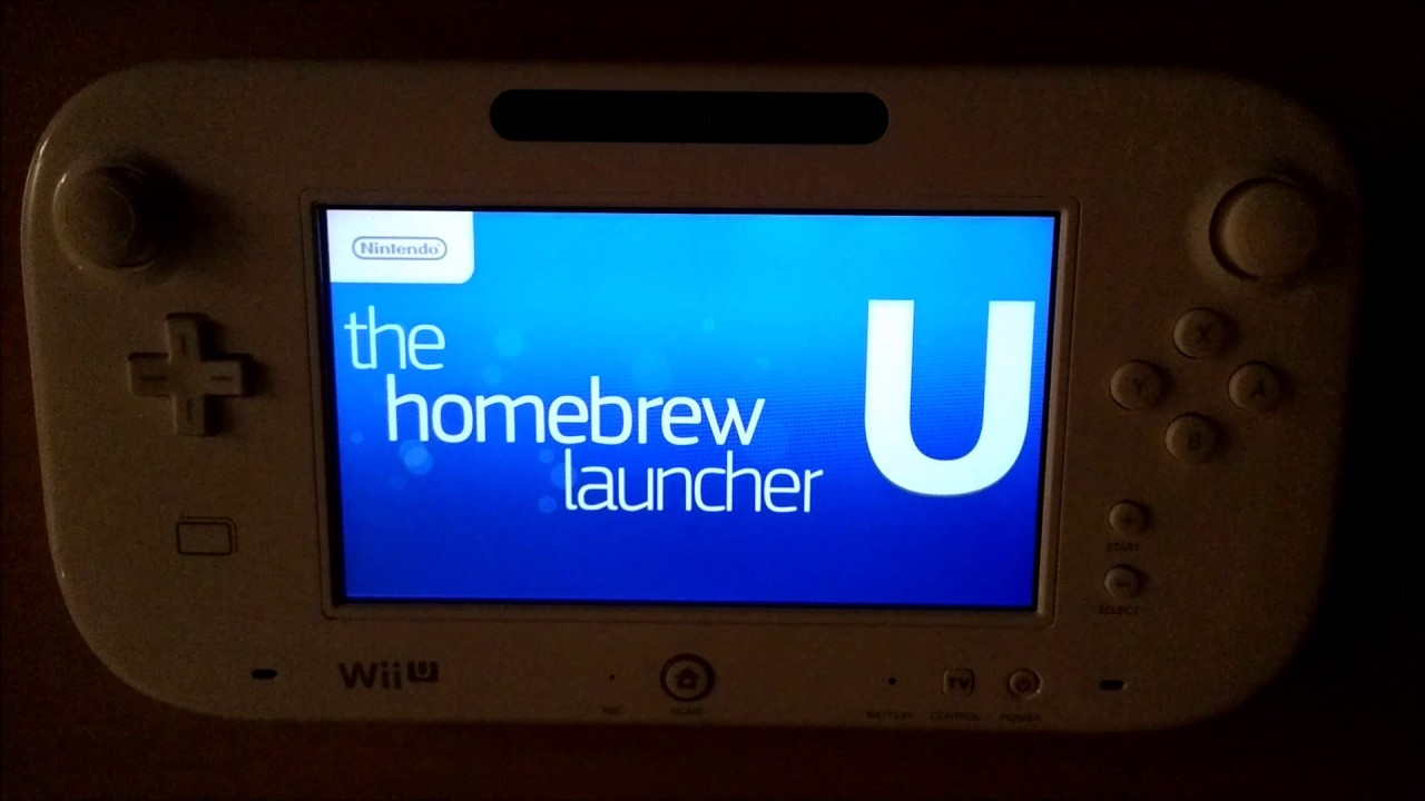 Wii u homebrew launcher 2018 | List of WiiU homebrew