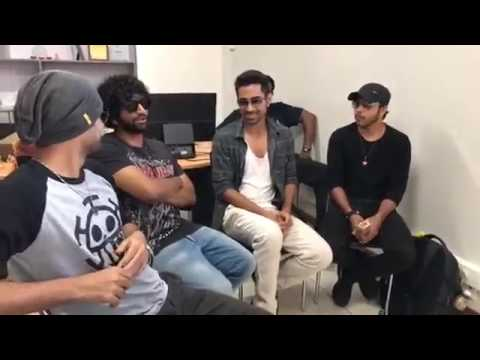 Sanam Interview on Radio Plus.....Mauritius