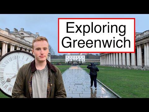 Exploring Greenwich