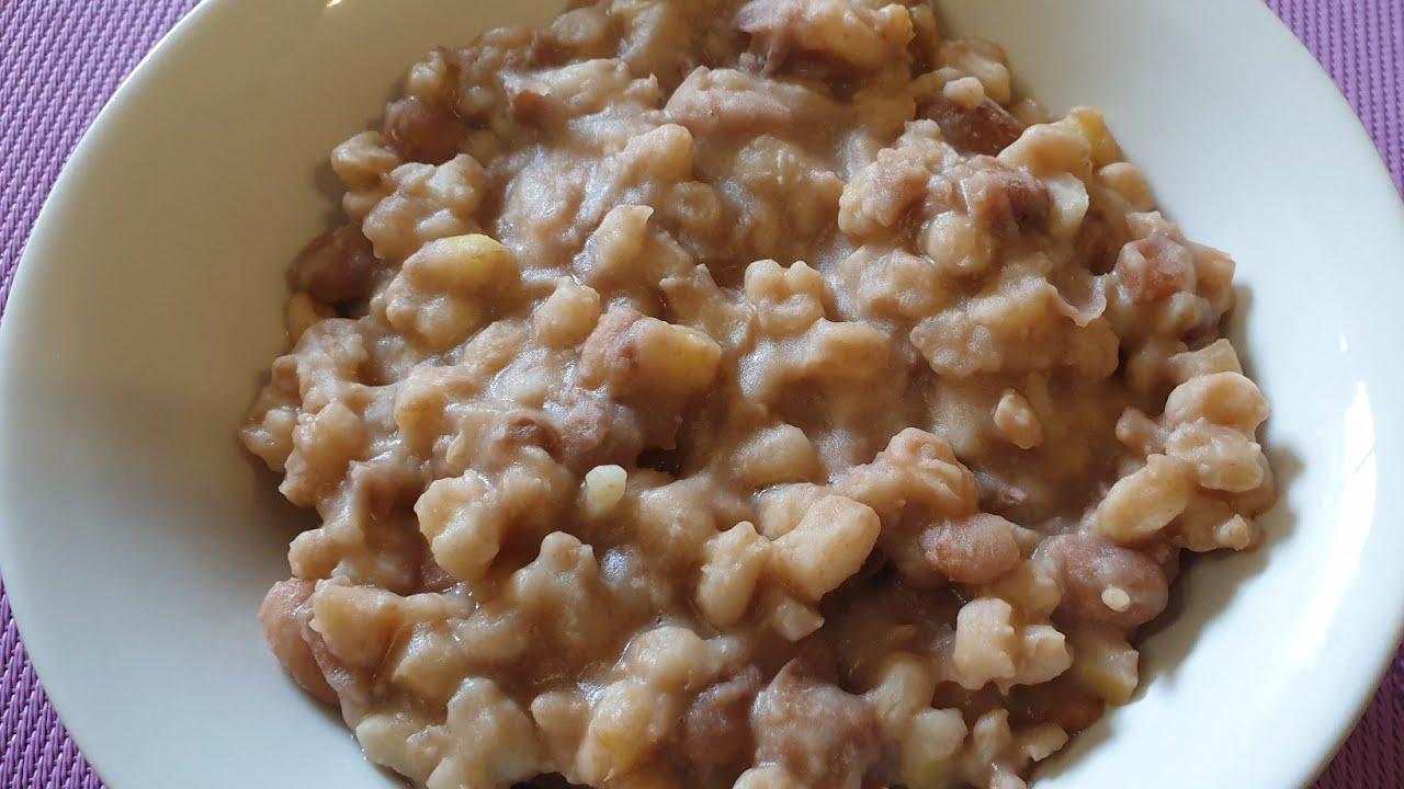 How to make samp and beans/Samp and beans recipes/South African samp and beans recipe/Samp and beans