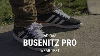 Adidas Busenitz Pro Skate Shoe Wear