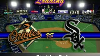 Orioles VS White Sox - MLB 99