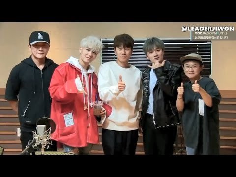 [ENG SUB/720P] 170510 SECHSKIES on Kim Shin Young's Noon Song of Hope Radio
