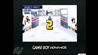 ESPN X Games Snowboarding Game Boy Gameplay_2001_12_05_1