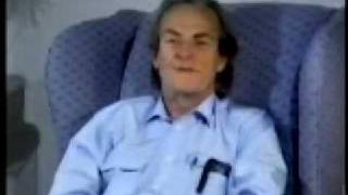 Feynman:  How to think 2 of 2  FUN TO IMAGINE 12