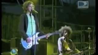 Beck live - Milk & Honey (Brazil, 2001)