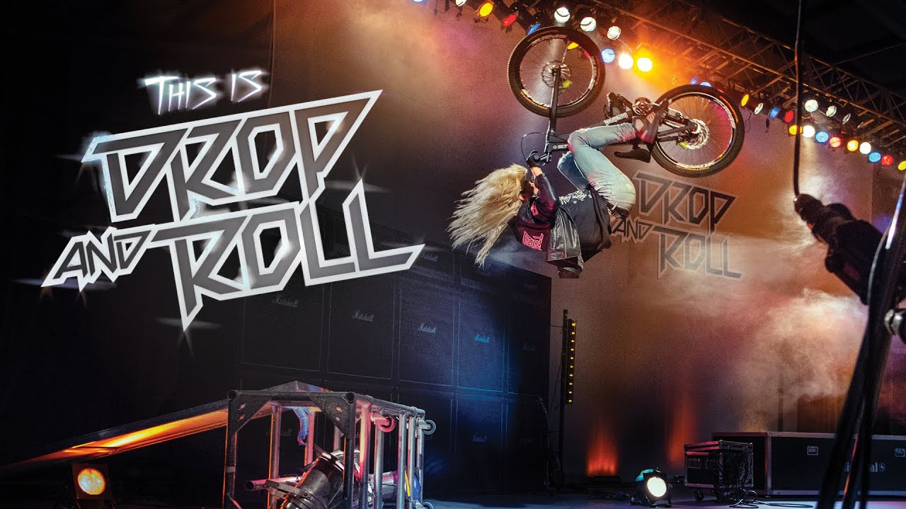 Danny MacAskill, Fabio Wibmer, Duncan Shaw and Ali Clarkson - This is Drop and Roll