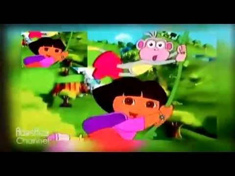 Dora The Explorer Theme Song ( Good Quality video-sound ) - Kids Song Channel