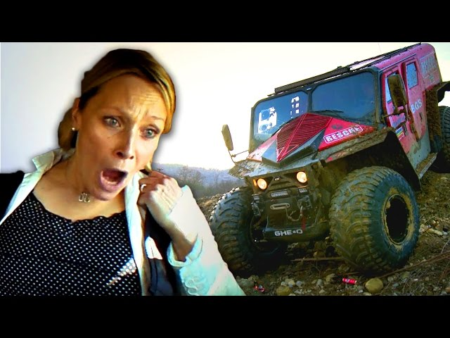 More Off Road Best Bits! - Fifth Gear