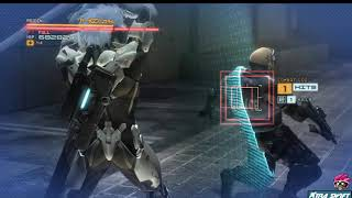 Lets Play Metal Gear Rising|Finishing Chapter 2,Starting Chapter 3