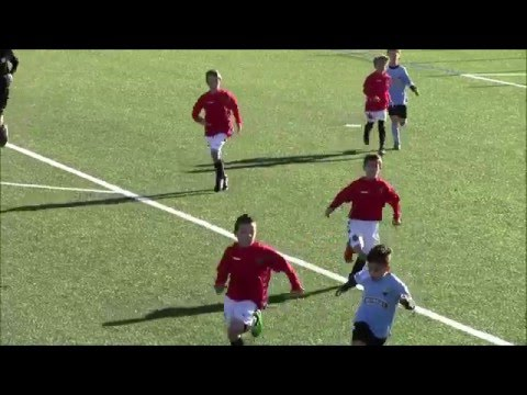 "Gimnàstic Tarragona ""B"" - CF Reus Deportiu ""B"" (1ª div. benjamín)"