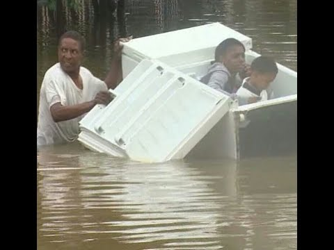 Let's Be A Blessing To The Families In Houston