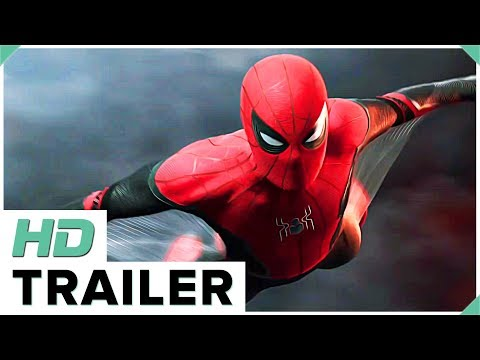 Spider-Man: Far From Home - Trailer 1 Italiano HD