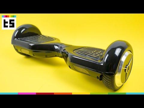 Test: Unterwegs mit den Self-Balancing-boards (deutsch) | TechStage