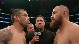 UFC 203: The Matchup - Werdum vs Browne 2