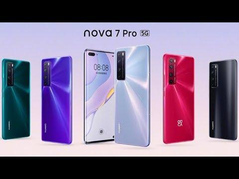 Анонс Huawei Nova 7, Nova 7 Pro и Nova 7 SE😳 это будущие Huawei P Smart или Honor? БУДЕМ ИХ ЖДАТЬ😉