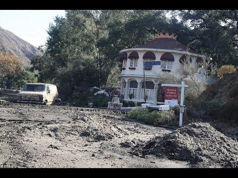 S.CALI.FLOOD UPDATE! 17 DEAD 8 MISSING UNBELIEVABLE DEVASTATION!!!
