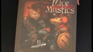 Mice and Mystics Unboxing