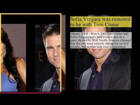 sofia vergara dating history
