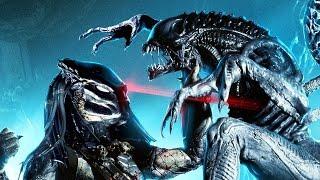 Aliens vs Predator \ прохождение за Хищника