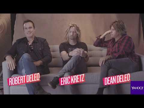 Backspin: Stone Temple Pilots talk 'Purple'