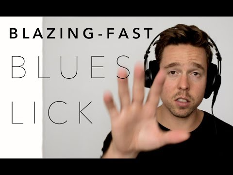INSANE must-learn blues piano lick to blow your listeners' socks off | Piano Tutorial