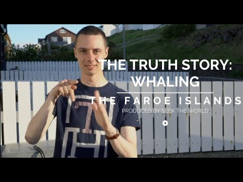The Truth Story: Whaling in the Faroe Islands