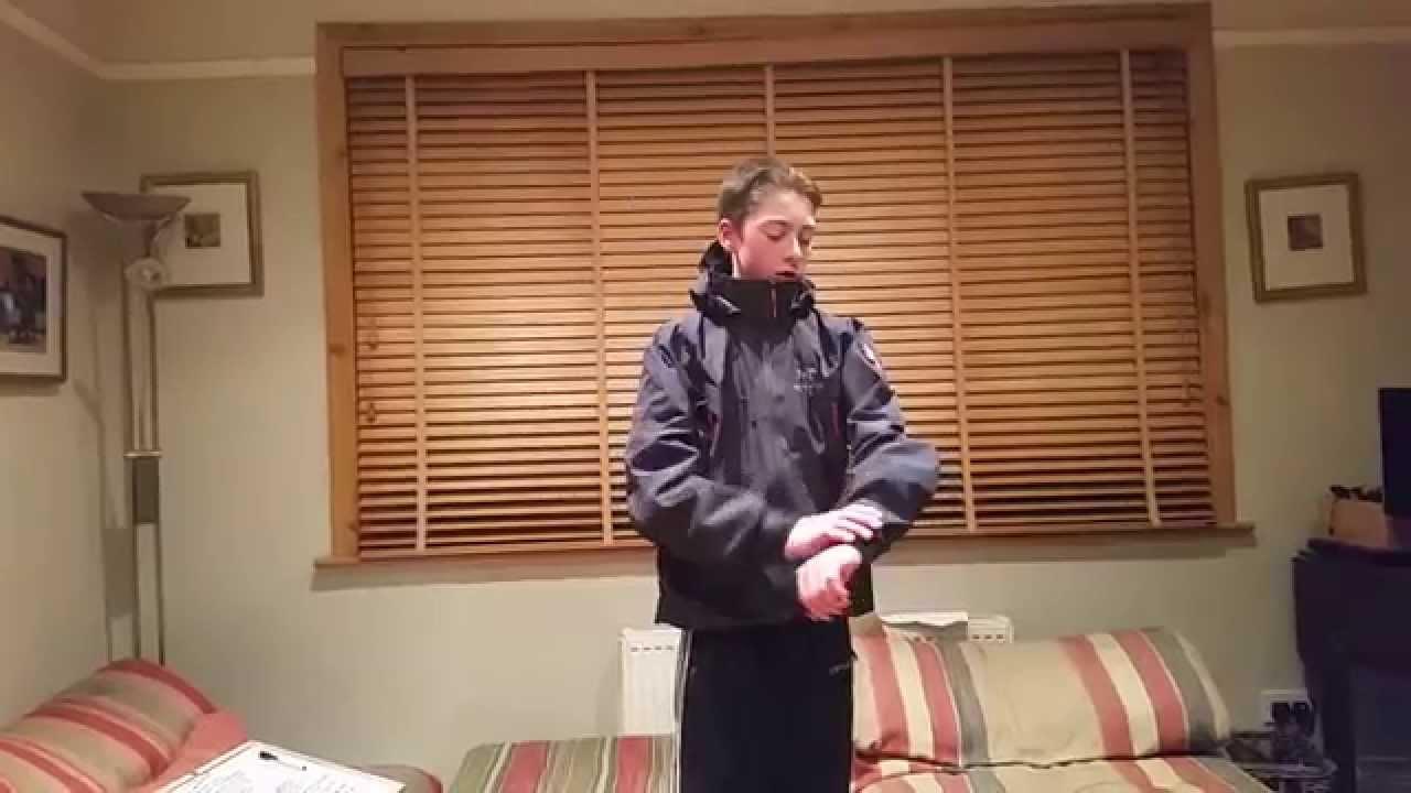 800e5da6b7 Arcteryx Theta Ar Jacket Review - YouTube