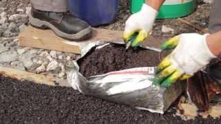 холодный асфальт ямочный ремонт дорог реактивная смесь рефальт rephalt(, 2014-03-12T09:44:08.000Z)