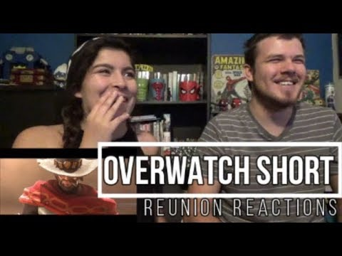 """Overwatch Animated Short """"Reunion"""" Reactions thumbnail"""