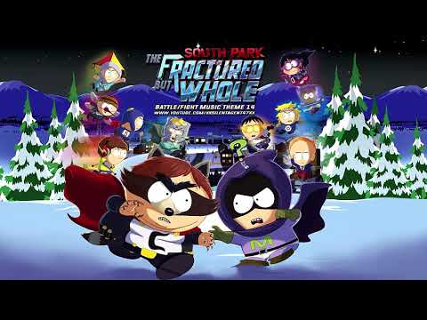 South Park: The Fractured But Whole - Battle/Fight Music Theme 14 (Crab People/King Crab)