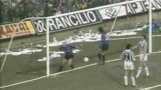 Fc Internazionale - Gol Di Fanna Vs. Juventus
