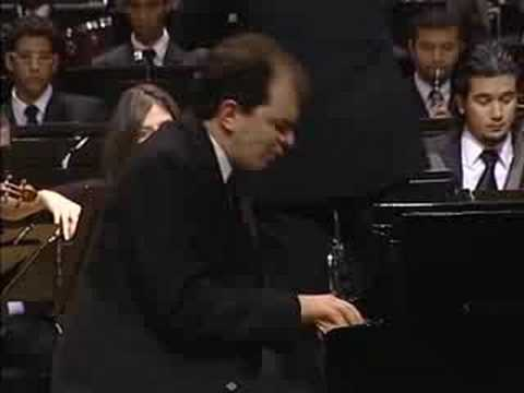 Rachmaninoff 3rd Piano Concerto -1st mov. (1st part)