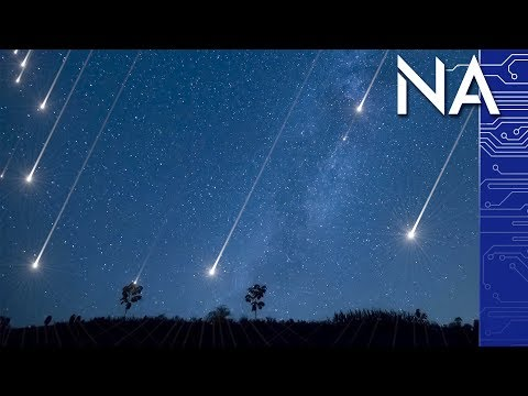 The World's First Manmade Meteor Shower is Coming