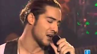 DAVID BISBAL DIGALE en vivo 2006 ESPECIAL   YouTube