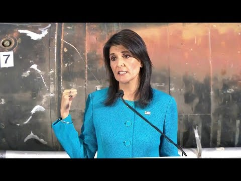 Remarks at a Press Conference on Iranian Arms Exports