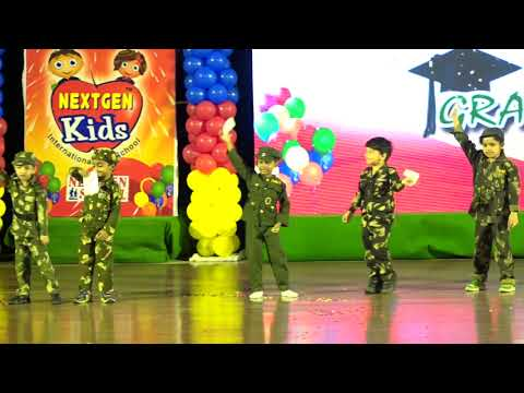 Nextgen Kids Annual Day 2019 (KPHB 9th Phase, VV Nagar, Addagutta)