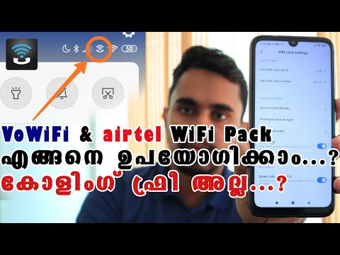 Working Of VoWiFi - Make HD Call Using WiFi   How to Use airtel WiFi Pack All Doubts Clarified. - YouTube