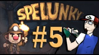 Beating Spelunky: Part 5 - Monster Rehab