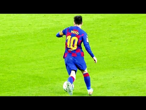 Leo Messi Magic Skills Show 2020