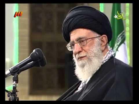 شعر خوانی حماسی حاج احمد واعظی در محضر رهبر انقلاب 94